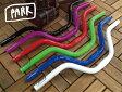 『PARK』【アップライザーバー】クランプ径25.4mm[ピスト][BMX][ピストパーツ][ハンドル][アップライザー][カラー][ライダーズカフェ]