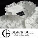 【BLACK GULL】メンズステージ衣装【品番/デザイン】Y0216/6連フリルスタンドカラーシャツ