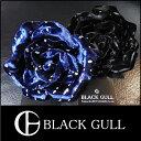 【BLACK GULL】メンズステージ衣装【品番/デザイン】ZZ9001/グリッターラメヴェルベット3コサージュ