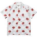 送料無料 NINE RULAZ LINE ナインルーラーズ LIP Cherry Aloha Shirt 半袖 シャツ NRAW17-005 カラー