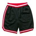 送料無料 NINE RULAZ LINE ナインルーラーズ Game Shorts ショートパンツ メッシュショーツ NRSS17-029 ブラック