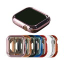 Apple Watch Series 5/4 е▒б╝е╣/еле╨б╝ есе├ен 40mm TPU есе┐еы─┤ ╢└╠╠▓├╣й еве├е╫еыежейе├е┴4 е╜е╒е╚еле╨б╝