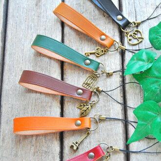 手機吊帶皮革古董魅力訂單手機吊帶國內手機吊帶皮革手機吊帶/手機為皮革在日本數值皮革手機吊帶天然皮革手機繩手機吊帶