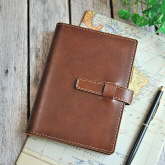 Rodia cover 13 leather No.13 / RHODIA shot notes M memo cover