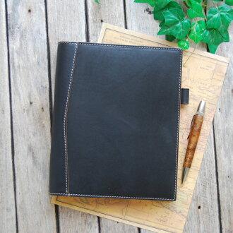 [20 Holes leather A5 loose-leaf binder]