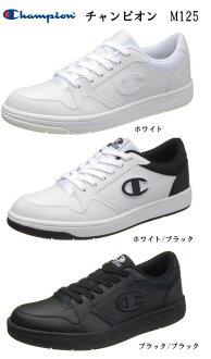 冠軍冠軍 M125 白色的帆布鞋,到學校鞋提供很大的説明 !白色運動鞋 3E