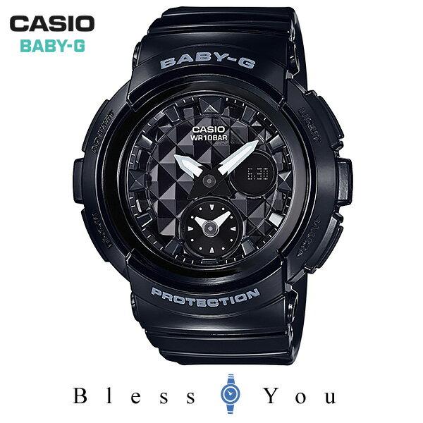 [2016年11月新作] カシオ BABY-G ベビージー レディースウォッチ Studs Dial Series BGA-195-1AJF 15,5 入学祝い 合格祝い 就職祝い カシオ ベビージー レディース 腕時計