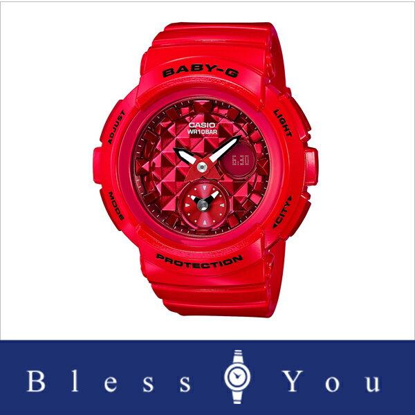 カシオ BABY-G ベビージー レディースウォッチ Studs Dial Series BGA-195M-4AJF 16,0[2017年2月新作] カシオ ベビージー レディース 腕時計