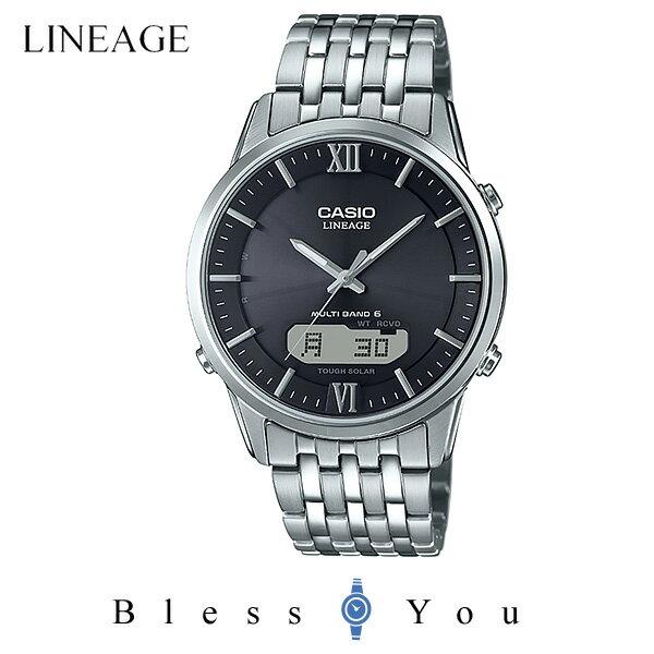 カシオ リニエージ LINEAGE LCW-M180D-1AJF  新品お取り寄せ 27,0 入学祝い 合格祝い 就職祝い カシオ リニエージ LINEAGE 電波ソーラー メンズ 腕時計
