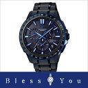 カシオ オシアナス ソーラー電波時計 CASIO OCEANUS 腕時計 OCW-G1200B-1AJF メンズ GPS電波ソーラー 国内正規品 260,0