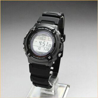 Casio Sports Gear Solar W-S200H-1AJF [Order product] watch your new CASIO