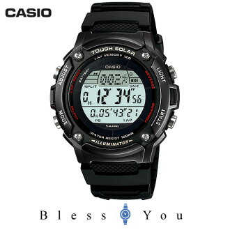 Casio Sports Gear Solar W-S200H-1BJF [order of] new watch CASIO