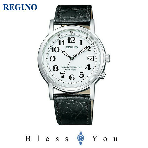 Regno KL7-019-10 citizen solar radio watch brand new stock