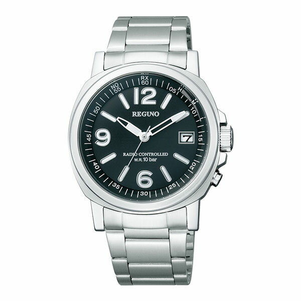Regno KL7-213-51 citizen solar radio watch brand new stock
