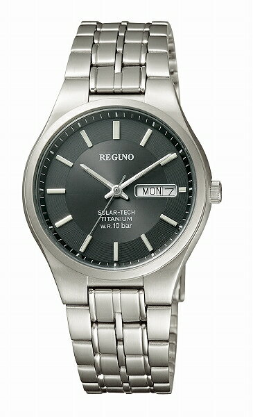 Regno RS25-0071B [Order product] citizen solar titanium