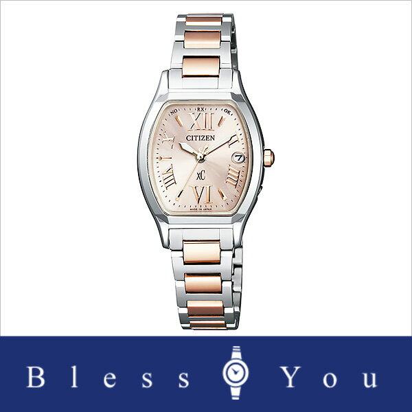 クロスシー xC シチズン レディースウォッチ ES8154-55W エコドライブ 電波時計 79,0 入学祝い 合格祝い 就職祝い シチズン クロスシー xC レディース 腕時計
