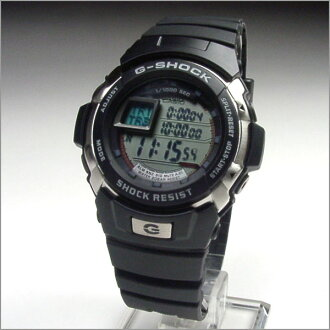 G-Shock watch G-SHOCK G spike Flash feature sound information with G-7700-1JF [Order product] Gift your new