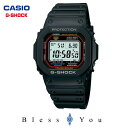 Casio G-Shock solar radio time signal G-SHOCK GW-M5610-1JF gift fs2gm