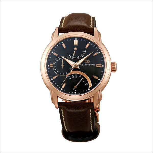 order product Orient Star retrograde WZ0031DE new Contact