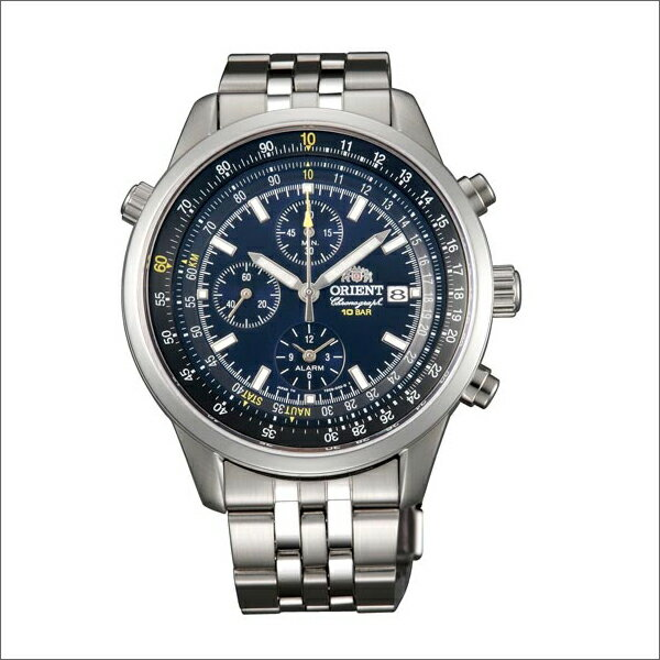 order product Orient World Stage Collection Chronograph WV0331TD new O