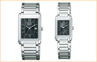 Citizen palocci solar FRA59-2431-FRA36-2431 genuine gift pair watches couple watches brand