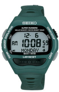 Seiko Super runners green SEIKO SUPER RUNNERS SBDF023