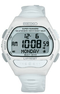 Seiko Super runners white SEIKO SUPER RUNNERS SBDF027