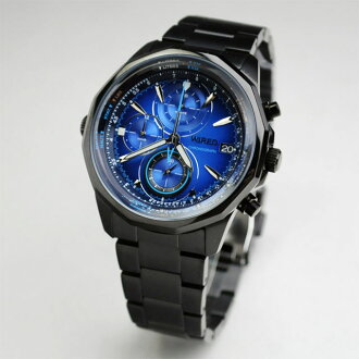 Seiko Wired The Blue Men's Chronograph Watch SEIKO WIRED THE BLUE AGAW421