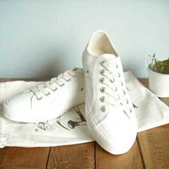 MAKEUP (makeup) canvas sneakers-MP-5