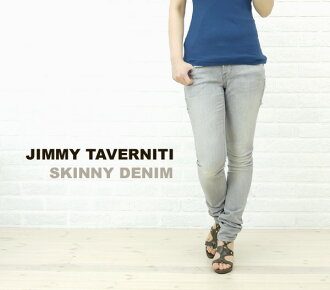 JIMMY TAVERNITI (Jimmy taverniti) SKINNY DENIM-81101042-0361201
