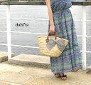 【送料無料】6月8日新色&再入荷☆大きなリボンがキュートなカゴバッグ♪dahl'ia(ダリア) カゴバッグ(大)・DBA-2
