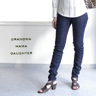 GRANDMA MAMA DAUGHTER by KATO'( Granma mom daughter) ナローテーパードデニム .92193594
