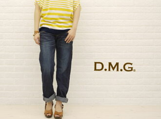 Domingo D.M.G loose straight denim (28-2) d 13-543-1271201