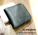 IL BISONTE( イルビゾンテ) round fastener wallet .5402300340 [Lady's] [easy ギフ _ packing]