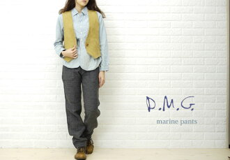 D.M.G(Domingo) marine pants, w 13-681-1271102