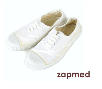 ZAPMED( ザップメット) low-frequency cut sneakers, V-157-O
