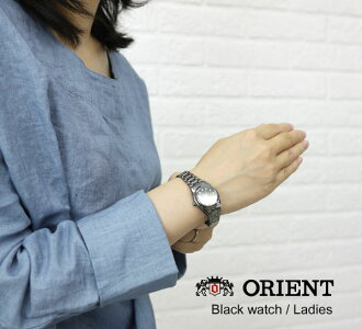 ORIENT( orient) black index watch, URL049NQ-0691202