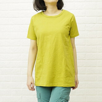 Dana Faneuil (ダナファヌル) cotton crew neck short sleeve ロングプル over-D-5210204-0231301