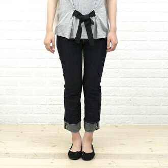 "Another BCB note * Betty Smith Betty Smith ベティースミス cotton stretch 9 minutes-length denim ""DENIM PRISCILLA""-BL-002-1981301"
