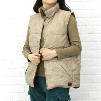 ☆ ☆ ARMEN (Amen) REVERSIBLE DOWN VEST-GNAM0565P