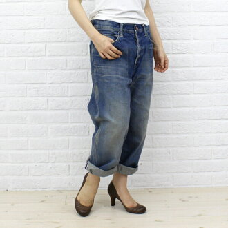 "chimala (chimala) denim vintage バギーカット ""SELVEDGE DENIM VINTAGE BAGGY CUT"", CS16-WP03-2961302"
