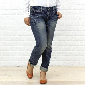 ◆ ◆ D.M.G(Domingo) 5 P タイトフィットストレート denim pants (26-6), a-11-156 1271301