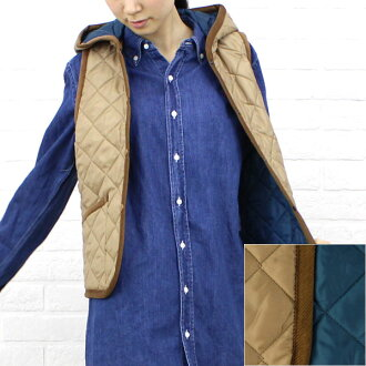 LAVENHAM (lavenham) polyester hooded quilted best WESTER FIELD-WESTERFIELD-0321302