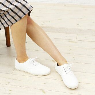 SOIL (soil) cotton canvas sneaker-CNSL1301-0341301