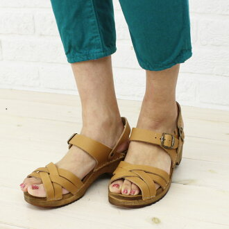 EXPERT (expert) レザーストラップサボ Sandals-NEP0654-0341302