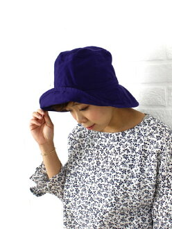 "HAT attack (hat attack) UV cut cotton hat ""Washed Cotton Crusher""-CYC809-0661301"