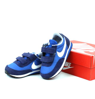 "NIKE (Nike) nylon natural leather kids ' sneakers ""elite RD"", 512118-0121401"