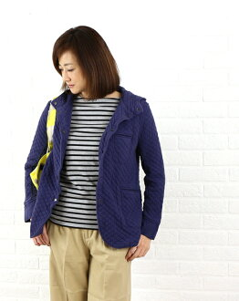 Another BCB note * ARMEN (Amen) コットンポリエステルキルティング hood jacket-NAM0454-0341302