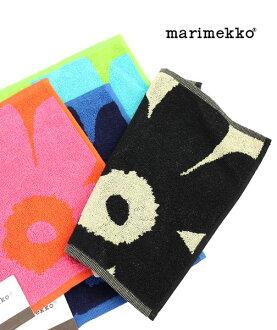 "Marimekko (Marimekko) cotton mini towel ""UNIKKO MINI TOWEL""-5263163837-0061302"