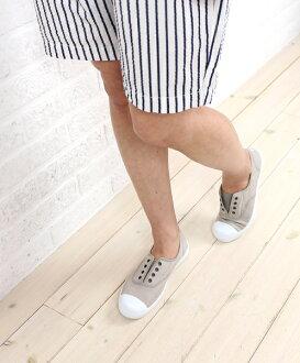 Victoria (Victoria) canvas slip-on sneakers-6623-2521301